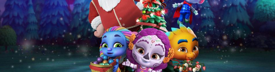 Netflix Super Monsters Christmas