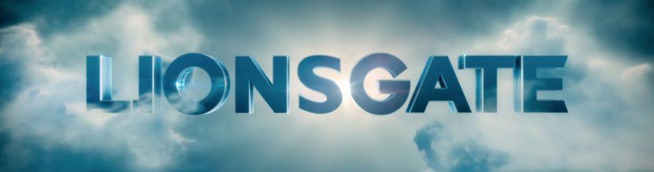 LionsGate Logo in the clouds