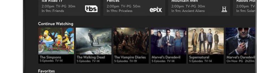 Portal TV Sling (Medium)