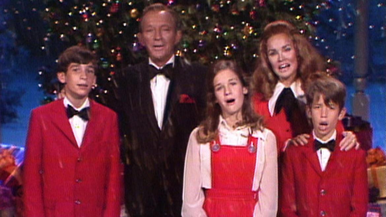 bing crosby christmas special