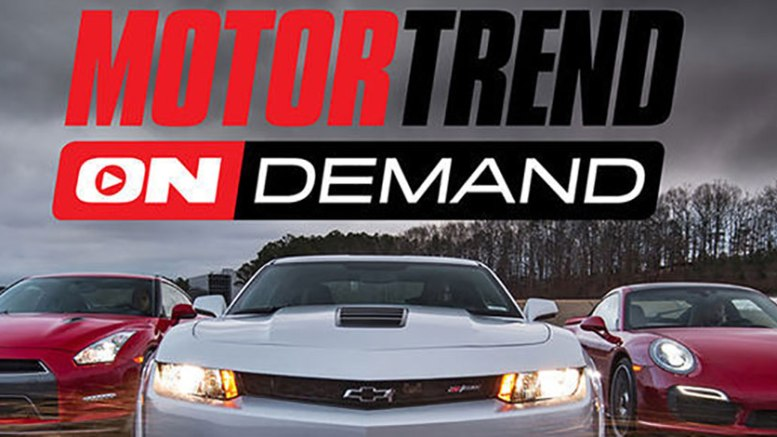 "Roadkill Extra,""Comes To Motor Trend OnDemand – Cord Cutters"