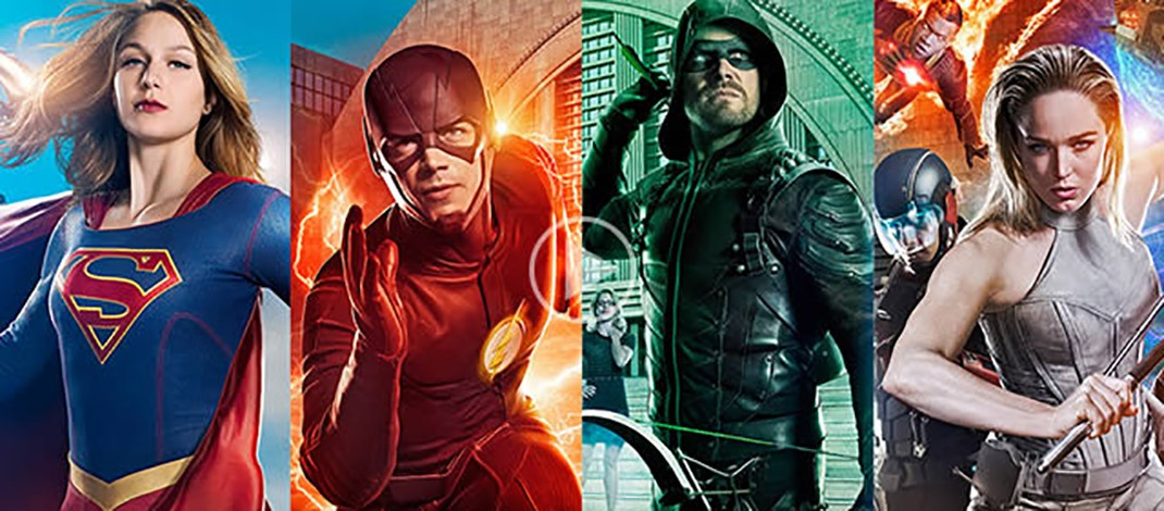 #DCWeek 4 Episode Crossover Streaming Free On CW
