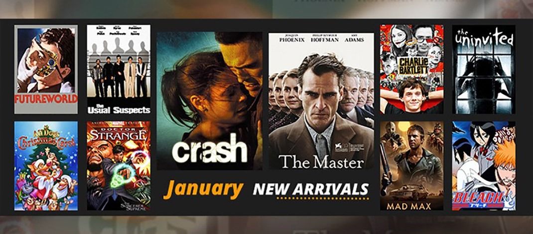 What's New (& Free) On Tubi TV January, 2017