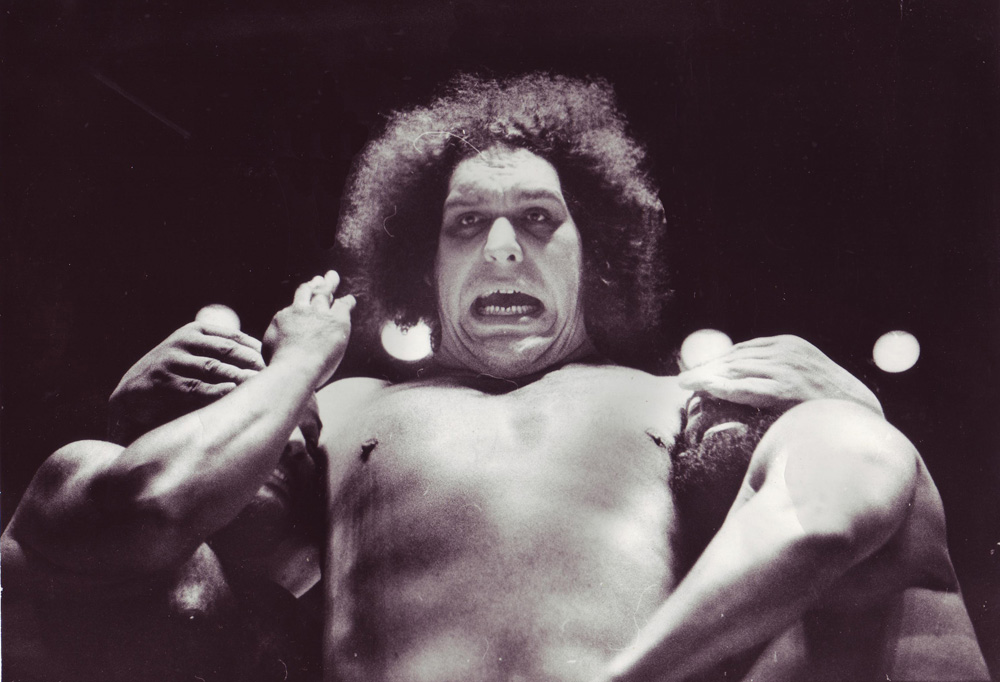 April Is A Big Month For Streaming Andre The Giant