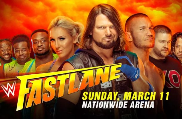 WWE Fastlane Streams Live Tonight (Free For New Subscribers)