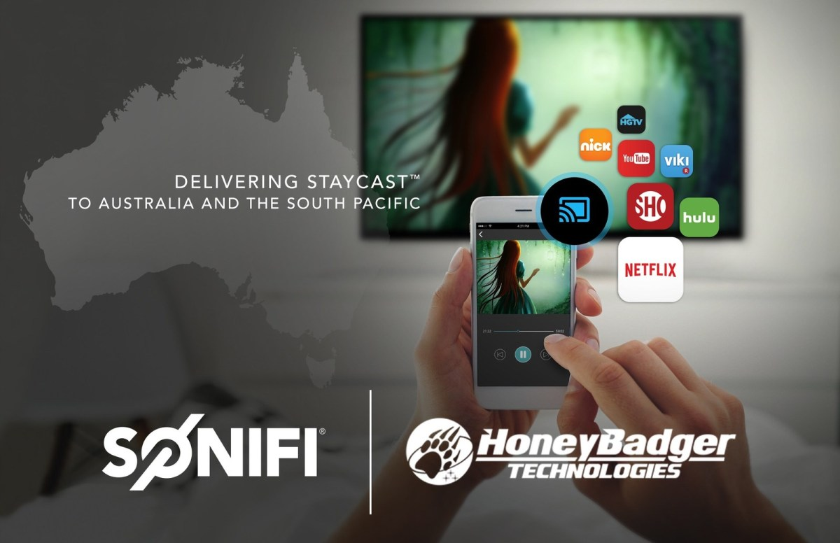 STAYCAST Powered by Google Chromecast Set To Dominate Australian Guest Streaming Market