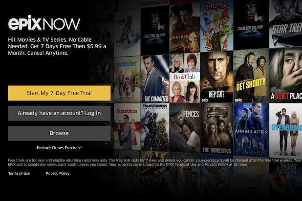 EPIX NOW Streaming Service Launches Today, $5.99 A Month