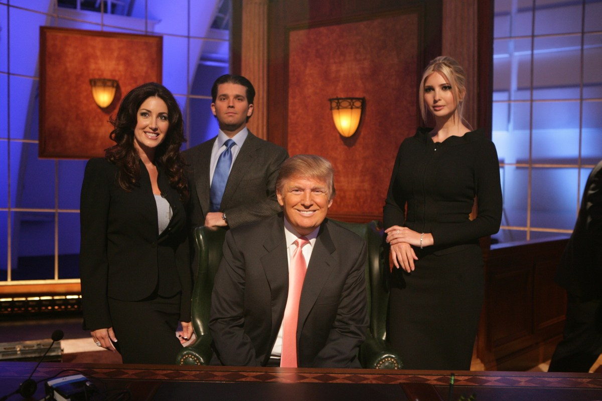 Tubi Becomes Exclusive Home To 15 Seasons Of The Apprentice