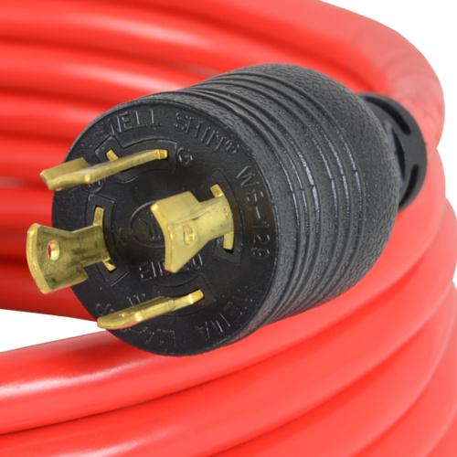 Conntek Nema L14 20p To 4 5 15 20r Generator Power Dist