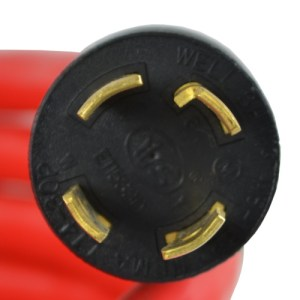 Conntek 20611 L1430P to (4) 51520R MultiOutlet