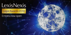 Lexis Nexis Legal awards