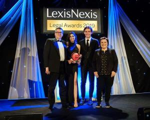 LexisNexis Legal Awards 2019