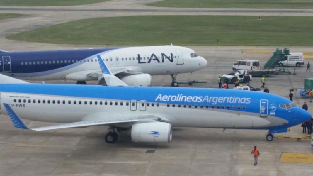 Resultado de imagen para Aeropuerto Córdoba aerolineas argentinas
