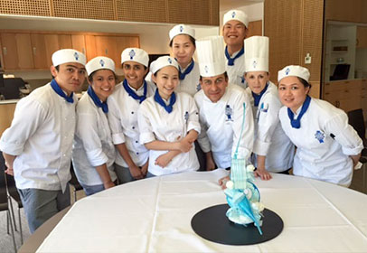 Master Class with Chef Fabrice Danniel in Melbourne - Le ...