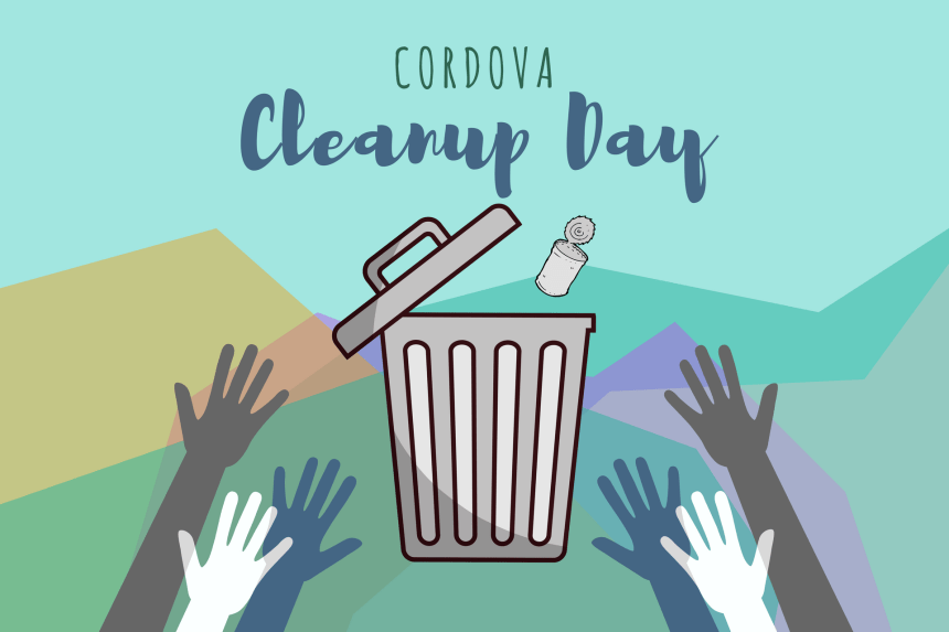 Cordova Cleanup Day