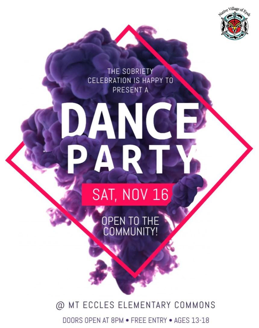 NVE Dance Party