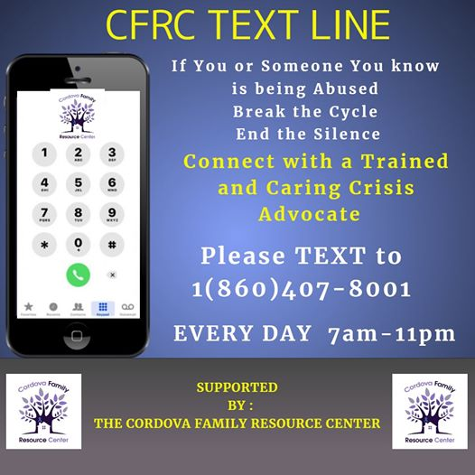 CFRC Help Line