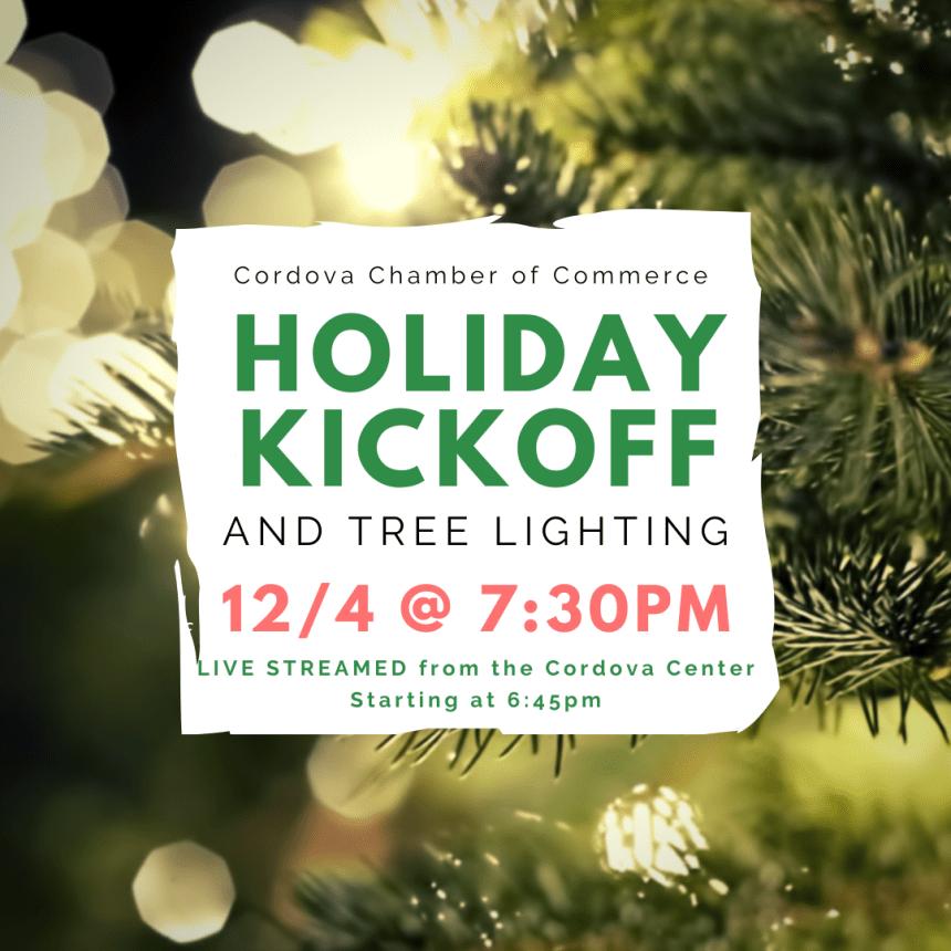 Hometown Holiday Kick-off & Christmas Tree Lighting