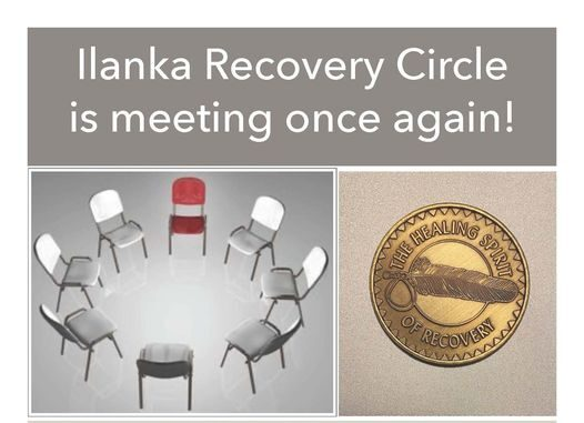 Ilanka Community Wellness & Recovery Support Circle