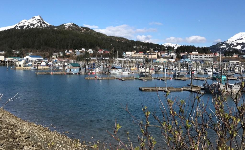 Cordova Harbor
