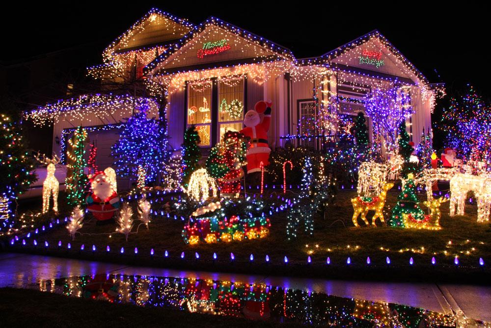 Cordova Alaska Christmas