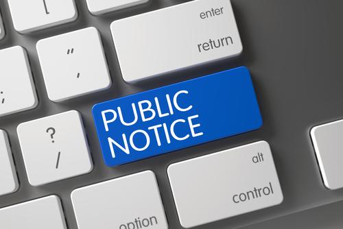 Cordova Electric Company Public Notice