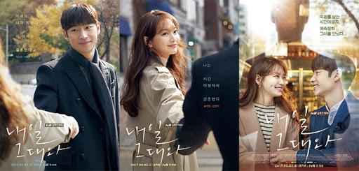 tomorrow with you Yoo So Joon y Song Ma Rin