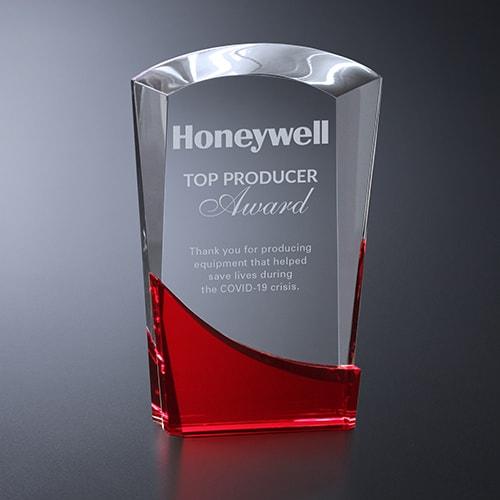 Top Producer Award Example Image