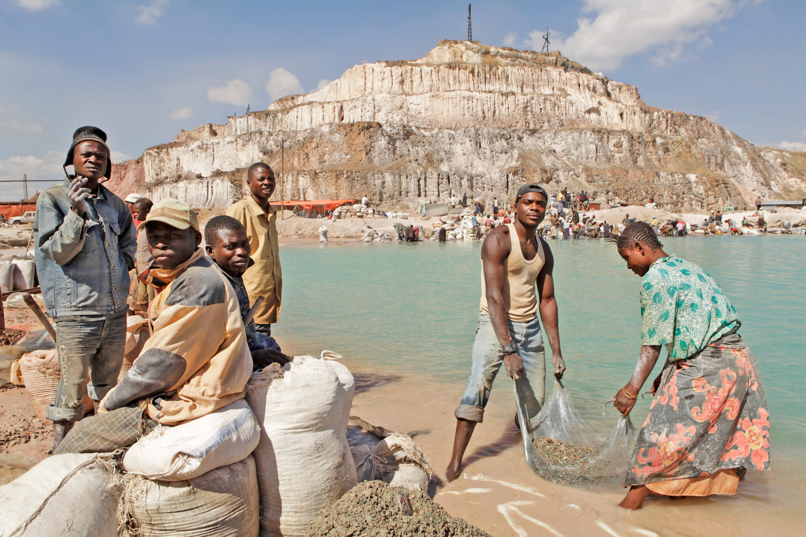 Artisinal Cobalt Miners in the DRC