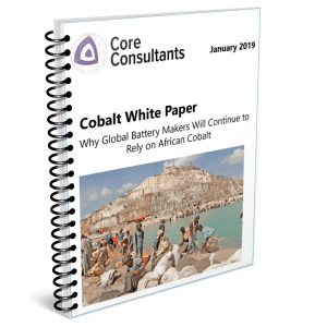 Cobalt White Paper Cover