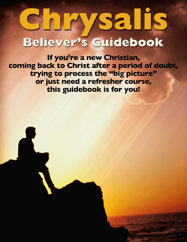 Chrysalis Believer's Guidebook