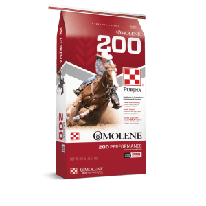 Omolene #200 Performance Horse Feed