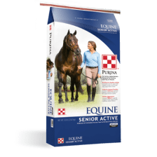 Equine Senior® Active Horse Feed