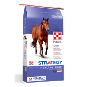 Purina Strategy Horse Feeds