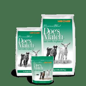 LAND O LAKES® Doe's Match® Kid Milk Replacer