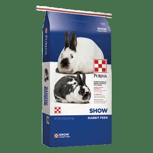 Purina Honor Show Rabbit