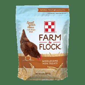 Purina Farm to Flock Wholesome Hen Treats