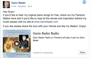 Garn Bader Relaxation music