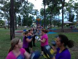 Boxing for Fitness in Wishart, Mt Gravatt, Mansfield