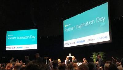 Microsoft Partner Inspiration Day