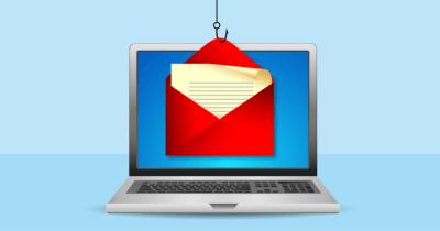 Se upp för skadlig e-post!