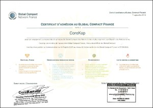 CoreKap-Adhesion-Global-Compact-France