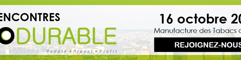 Les Rencontres Produrable de Lyon