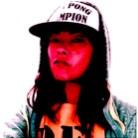 Beer Pong Girl, photo by Mai Chu