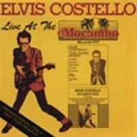 Elvis Costello Live at the El Mocambo album cover