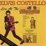 Live at the El Mocambo album cover, courtesy the El Mo website