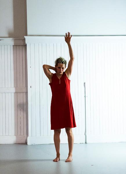 Sara Porter dances in Sara Does a Solo