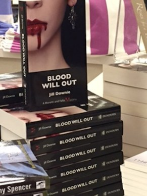 Blood Will Out book covers