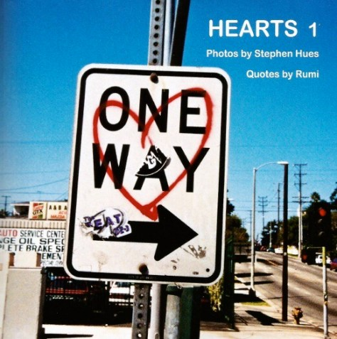 Front cover of Hearts I, One Way, Venica Boulevard,