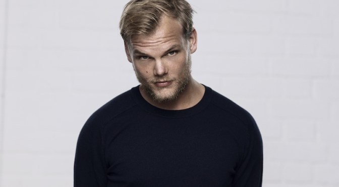 Tim Bergling, aka Avicii. Photo: Sean Eriksson